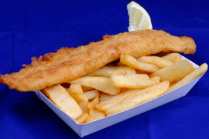 Crispy Fish 'n' Chips